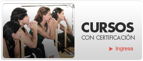 Cursos con Certificacin